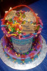 jelly-bean-cake